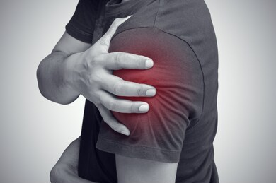 Don't Live with Shoulder Pain
